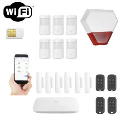 Crusader 3000 Wireless House Alarm Solution 4